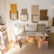 Nuovo Showroom Artek decoration and restyling, resine, calci e rivestimenti
